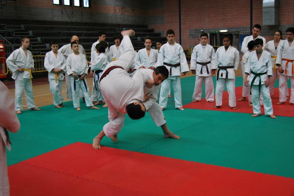 Stage di judo tradizionale